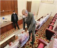 رئيس جامعة الأزهر يتفقد تجديدات كلية الدراسات الإسلامية للبنات