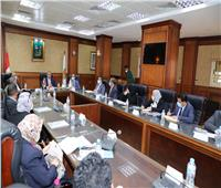جامعة سوهاج توقع اتفاقية تعاون علمي مع معهد الدبلوماسية الثقافية اليوناني