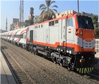 حركة القطارات| التأخيرات بين قليوب والمنصورة تسجل 35 دقيقة