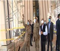 «صباح الخير يا مصر» يستعرض جولة الرئيس السيسي التفقدية بالعاصمة الإدارية