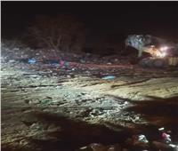محافظة القاهرة تستجيب لشكاوى مواطنين المعادي بسبب وجود محطة لجمع القمامة بالحي