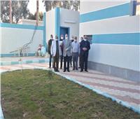محافظة أسيوط تواصل متابعة مشروعات المبادرة الرئاسية «حياة كريمة»