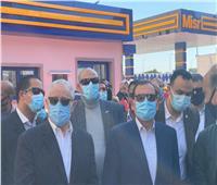 جبران: يشيد بدور وزير البترول في صناعة ائتلاف لإنشاء محطات تموين السيارات للغاز