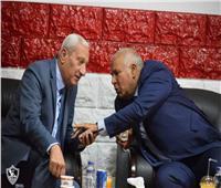 عماد عبد العزيز رئيسا لبعثة الزمالك في السنغال