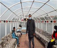 معديات جديدة تربط بين قرى القليوبية وقويسنا
