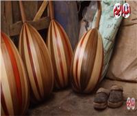 فيديو| حكاية صناعة العود.. سلطان الطرب الشرقي