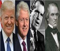 من «جونسون» لـ«ترامب».. محاكمة 4 رؤساء في أمريكا أمام مجلس الشيوخ