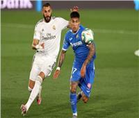 بث مباشر  مباراة ريال مدريد وخيتافي بالدوري الإسباني