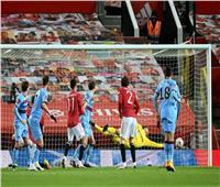 الشوط الأول.. التعادل يسيطر على مانشستر يونايتد ووست هام