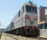 حركة القطارات| ننشر التأخيرات بين قليوب والمنصورة