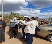 لجنة حياة كريمة تجوب 4 قرى بمركز الشهداء بالمنوفية