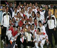 """فيديو  """"زي النهاردة"""".. منتخب مصر بطلاً لأمم إفريقيا 2006"""