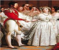حكاية أول عروس ملكية ترتدي فستان زفاف أبيض