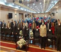 بدء اجتماع المجلس التنفيذي لمحافظة بورسعيد بالوقوف دقيقة حداد