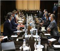 وزير الكهرباء يستقبل رئيس الدورة الـ26 لمؤتمر اتفاقية تغير المناخ