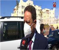 كرم جبر: جنوب سيناء تزخربمشروعات واعدة |فيديو