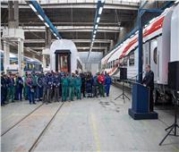 «السكة الحديد»: انتهاء تصنيع أول 4 عربات قطارات مجرية وشحنها إلى مصر قريبًا