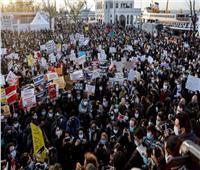 غضب طلاب جامعة البوسفور الرافضين للاستسلام يحرج أردوغان