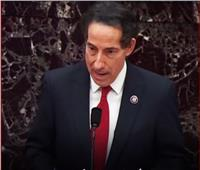 السيناتور «جيمي راسكين» يبكي خلال محاكمة «ترامب» |فيديو
