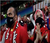 رغم إعاقته البصرية.. «عاشق أهلاوي» يدعم الفريق في مونديال الأندية | فيديو