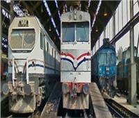 حركة القطارات| ننشر تأخيرات اليوم بين طنطا والمنصورة ودمياط