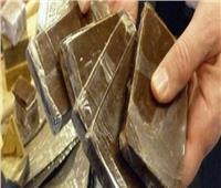 ضبط 55 تاجر مخدرات وضبط 27 كيلو حشيش