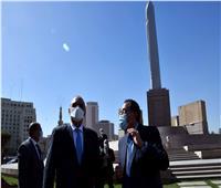 تفاصيل تفقد رئيسي الوزراء المصري والأردني أعمال تطوير ميدان التحرير