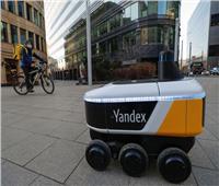 شركة روسية تعمم عمل روبوتات توصيل الطلبات في موسكو