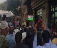 غضب الجماهير بعد ضياع هدف محقق للأهلي | فيديو