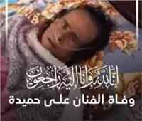 بهاء سلطان يعلق على وفاة علي حميدة