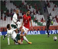 انطلاق الشوط الثاني من مباراة الأهلي وبالميراس