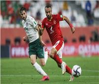 تبديل| موسيماني يدفع بمحمد شريف أمام بالميراس