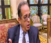 طارق عبد العزيز: قرارات «أبو شقة» تحمي الوفد من المؤامرات والدسائس