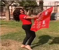 رانيا يوسف تحتفل بفوز الأهلي ببرونزية العالم.. فيديو