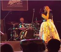 لقاء الخميس تحيي حفلها الغنائي بساقية الصاوي