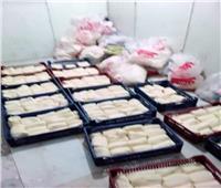 تحرير 17 محضراً تموينياً والتحفظ على مصنعين لـ«الجبن» في مطايبالمنيا