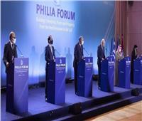 اليونان تسعى لتصبح جسرا بين أوروبا والدول العربية