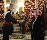 عزام القينسفيرًاللسعوديةبـ«إسبانيا»