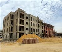 الإسكان: بدء التشطيبات لـ٥١٢ وحدة بمدينة الفشن الجديدة