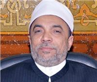 جابر طايع يفتتح مسجد الرحمة بالدقهلية