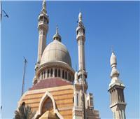 بث شعائر صلاة الجمعة من داخل مسجد كريستال عصفور بشبرا