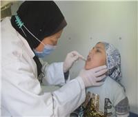 توقيع الكشف الطبي على 1346 مواطنا خلال قافلة طبية في بني سويف