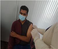 استمرار تطعيم لأطقم الطبية بمستشفيات العزلبأسيوط