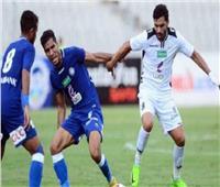 انطلاق مباراة طلائع الجيش وسموحه في الدوري