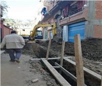 محافظ المنوفية : إزالة فورية للتعديات على الأرضي الزراعية