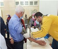 تطعيم 134 طبيبًا من «الجيش الأبيض» بلقاح كورونا بالشرقية