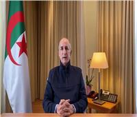 الرئيس الجزائري يعود إلى البلاد بعد العلاج في ألمانيا