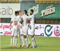دورى الأبطال   إنطلاق مباراة الزمالك ومولودية الجزائر