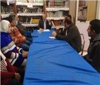 ثقافة المنيا تناقش «الرواية التفاعلية الرقمية» بسمالوط