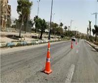 محافظة الجيزة: غلق جزئي لكوبري البرنسيسة بطريق المنصورية لمدة ٨ أيام